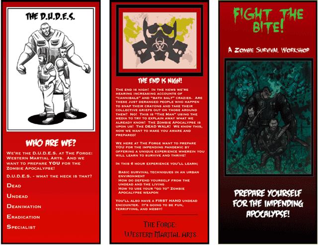 Fight the Bite : D.U.D.E.S - who we are