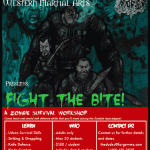 Fight The Bite: A Zombie Survival Workshop