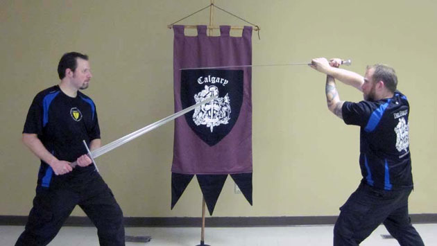 Long Sword Techniques: Plow and Ox Guards